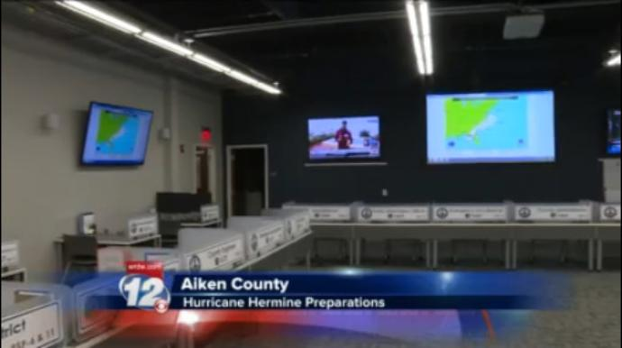 Aiken County EMA says possible flooding for low lying areas