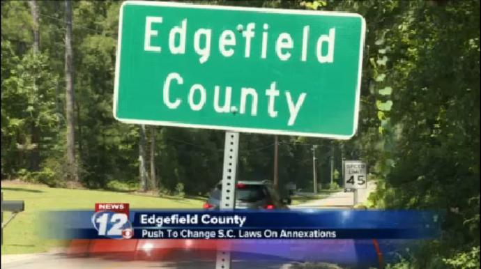 Edgefield County votes to move forward with annexation resolution