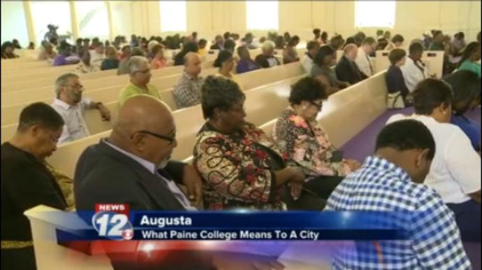 Augusta Commissioners talk about importance of Paine College