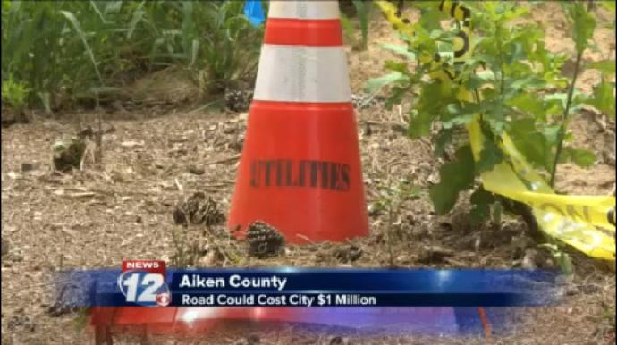 UPDATE| Aiken paying for utility relocation on Silver Bluff