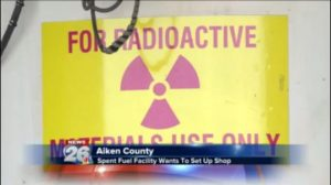 Aiken SFR Group wants to bring nuclear waste and solutions