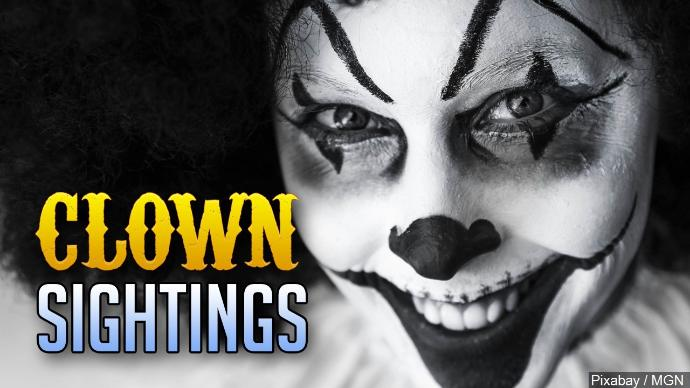 UPDATE| Clowns chase kids waiting for bus to come in McDuffie County