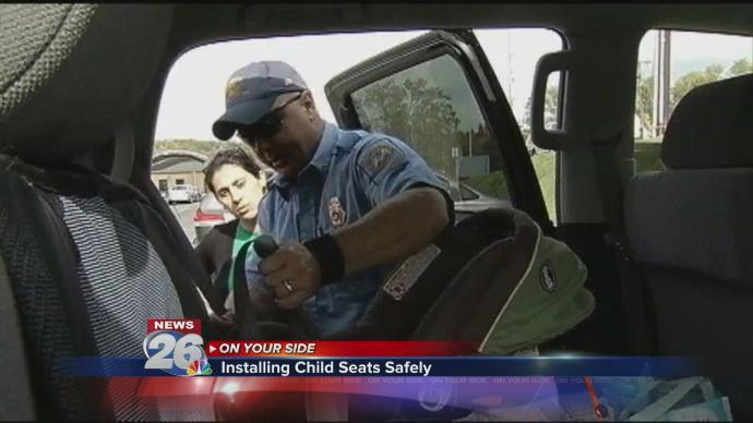 OYS: What you should know before installing your child's car seat