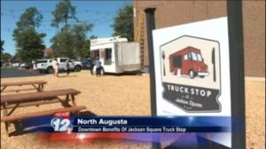 Truck Stop the first stop for downtown development